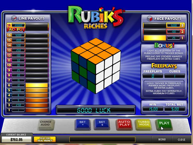 Ruik's slot screenshot