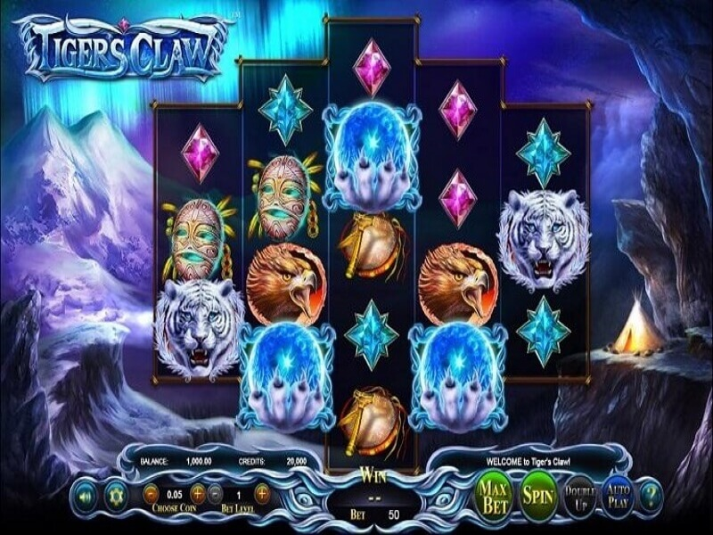 Tiger's Claw™ Online Slot