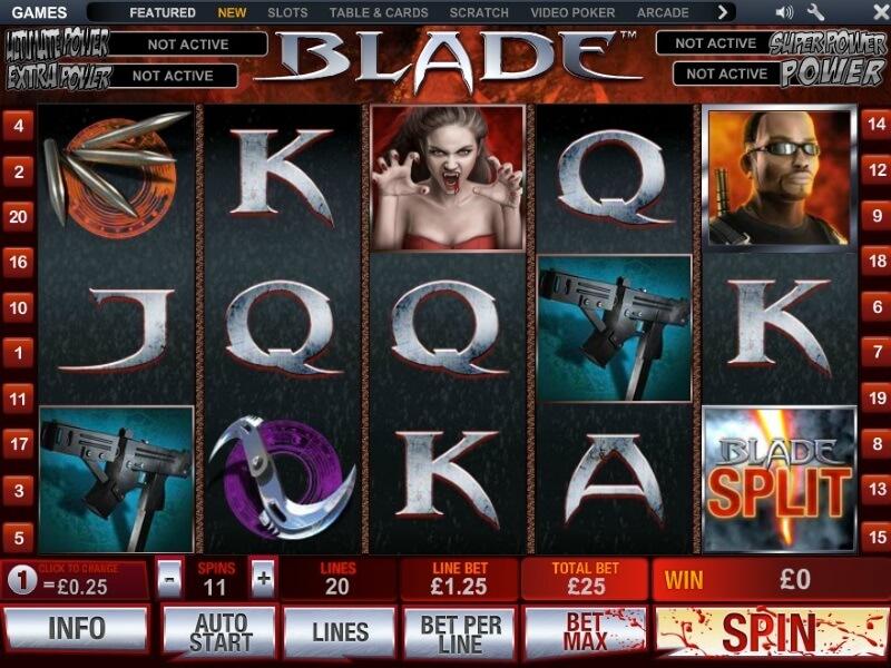 Blade Slots