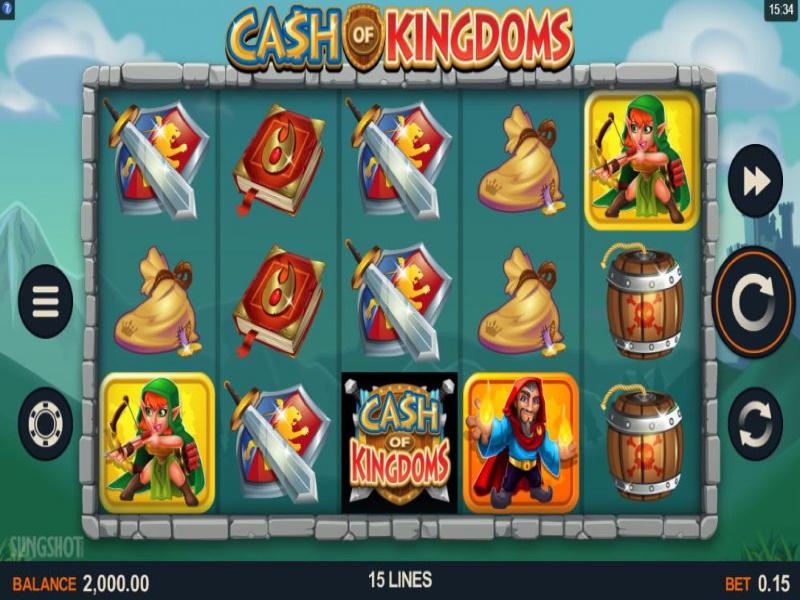 cash of kingdoms screenshot