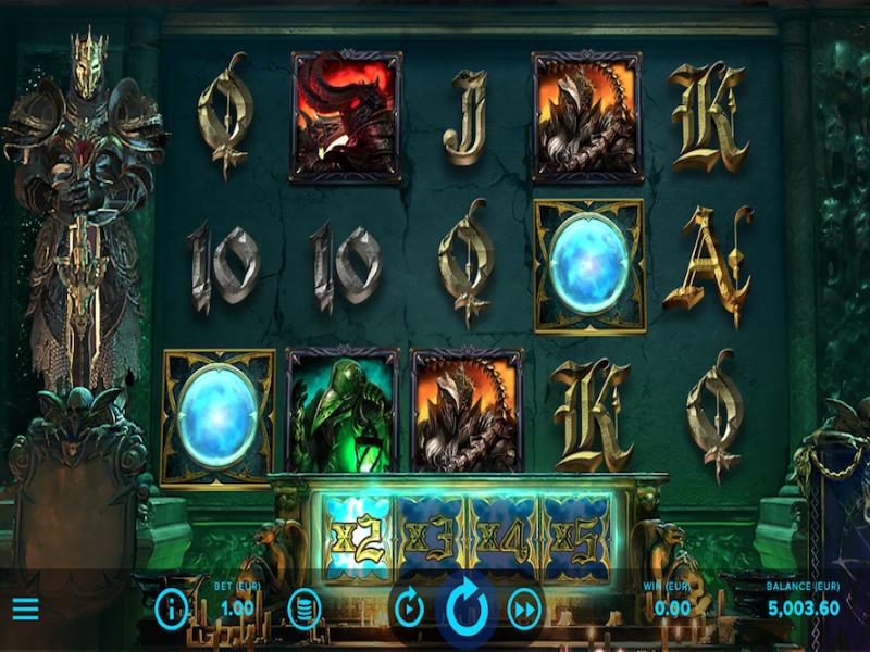 Dark King, Forbidden Riches™ Online Slot, Canada