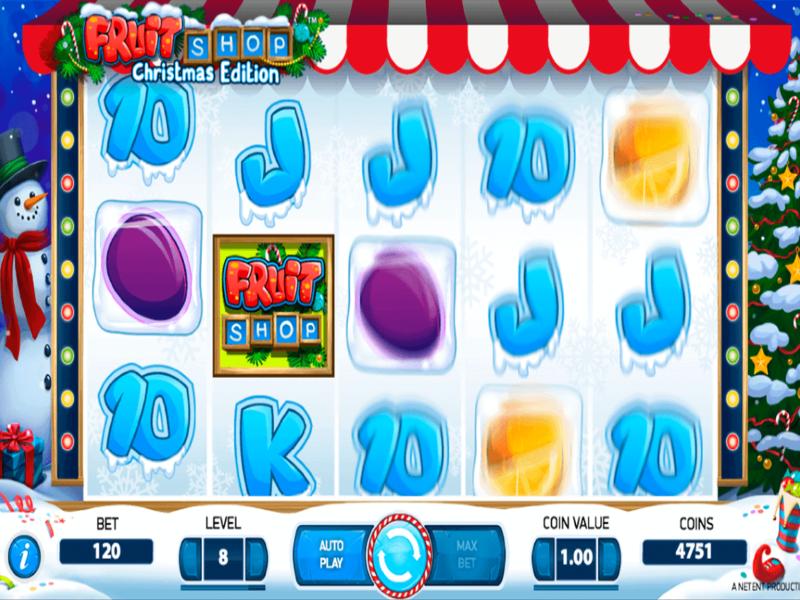 Fruit Shop Christmas Edition Screenshot