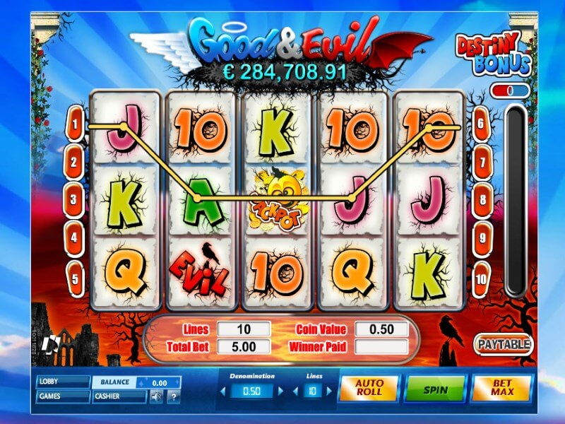 Good and Evil Slot