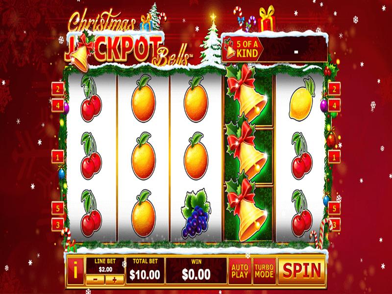 Christmas Jackpot Bells Screenshot