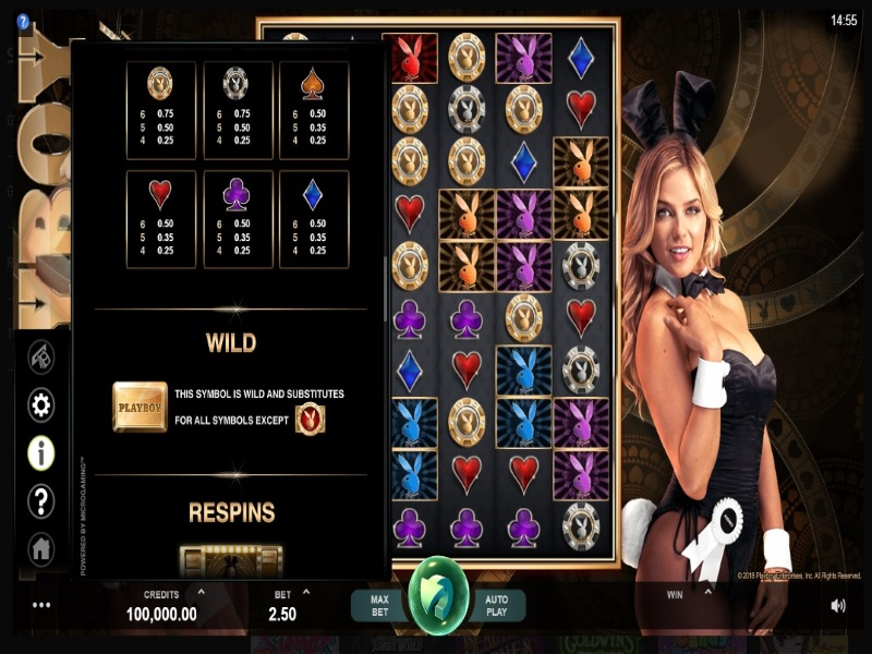Playboy™ Gold Jackpots Review