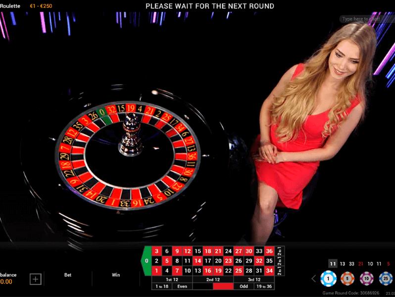 Prestige Live Dealer Roulette Review