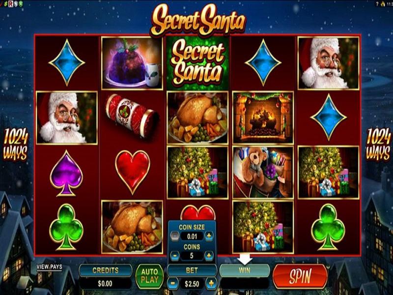 Secret Santa Screenshot