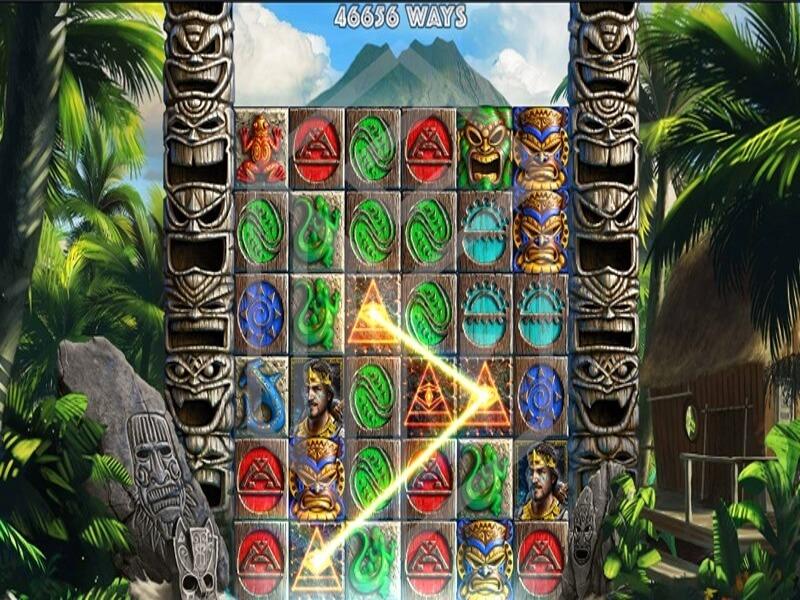 Tahiti Gold Online Slots Game