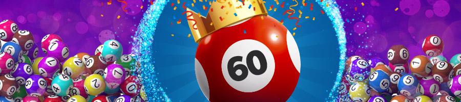 60 Ball Bingo