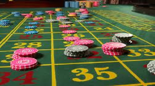 Table Casino Game