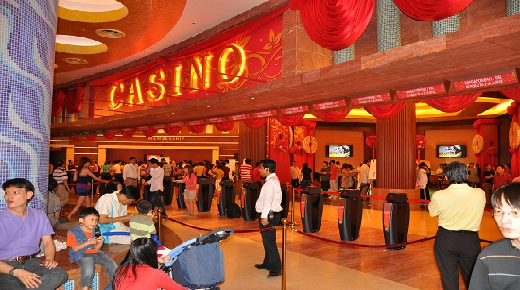 Casino growth in the Philippines