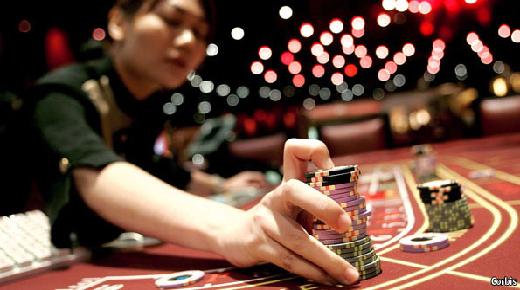 Asian Online gambling news