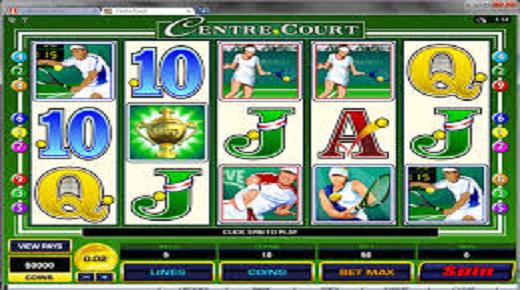 Centre Court Slots