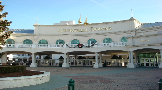 Churchill downs gaming license