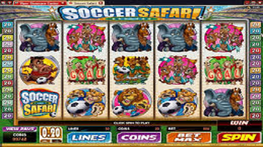 Football hits Spin Palace