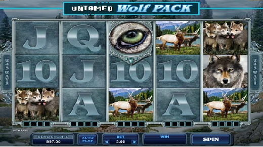 Wolf Pack Slots