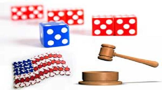 US vs Legal Gambling