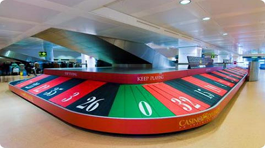 Casino advertising 2012