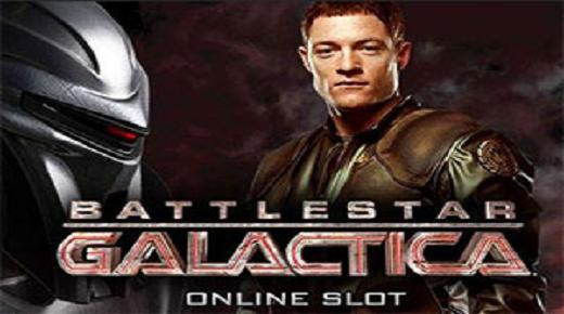 Battlestar Galactica Online Slot