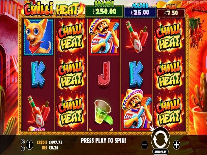 Chilli Heat™ Slots