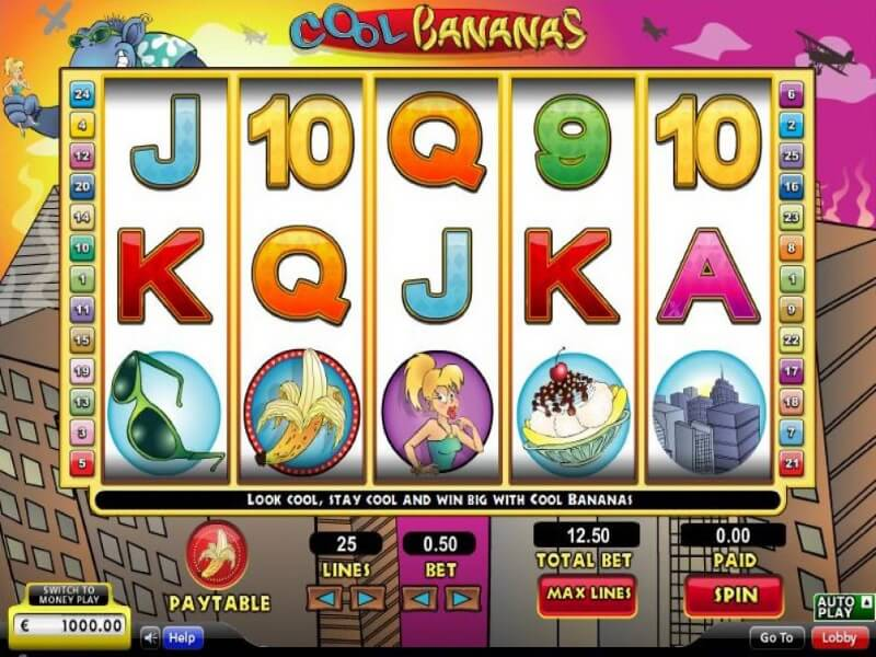 Cool Bananas™ Online Slot