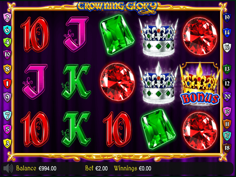 Crowning Glory Slots