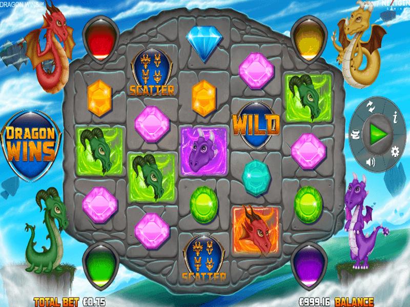Dragon Wins™ Online Slot