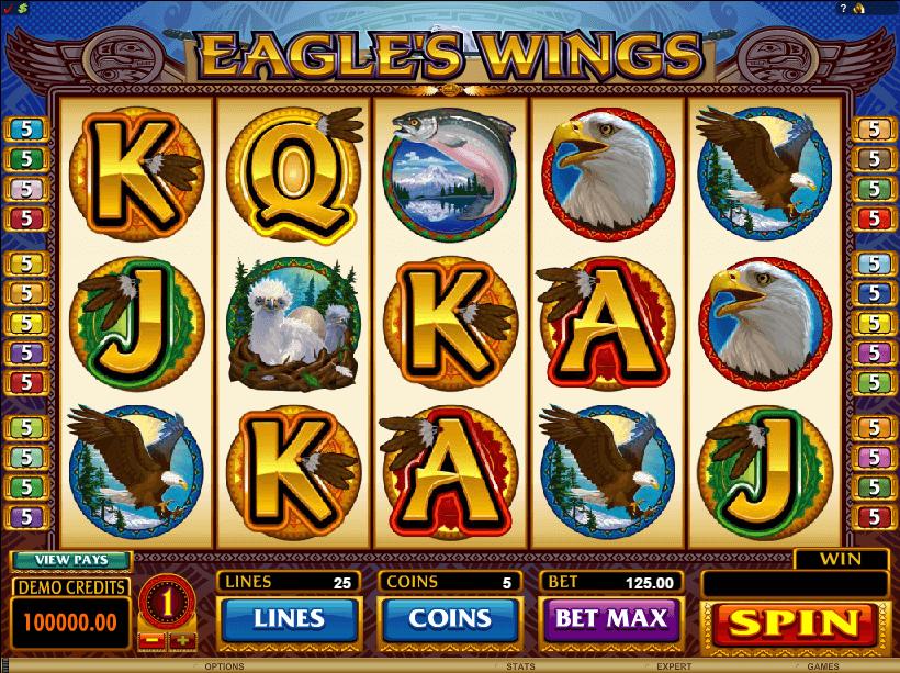 Eagle's Wings Slots