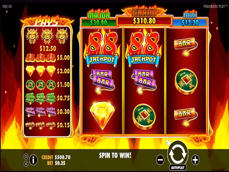 Fire 88™ Slot