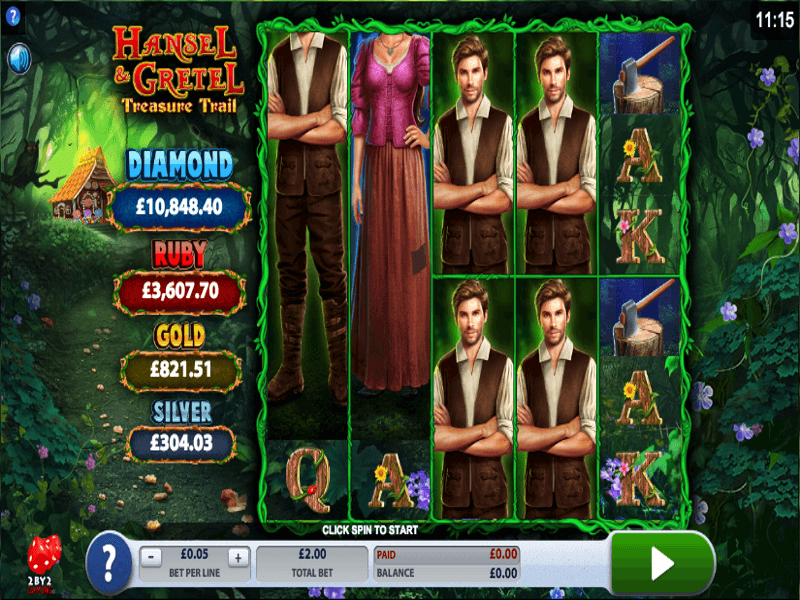 Hansel & Gretel: Treasure Trail