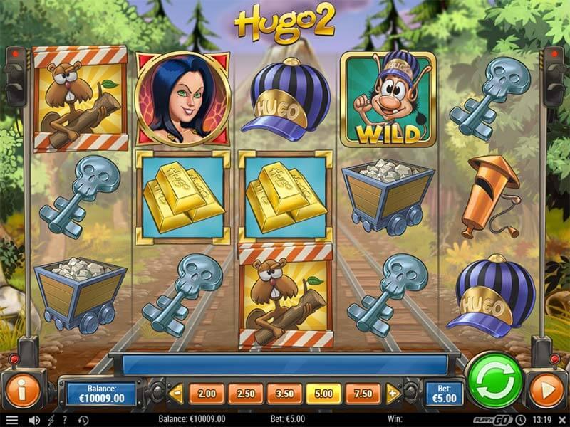 Hugo 2 Online Slots Game
