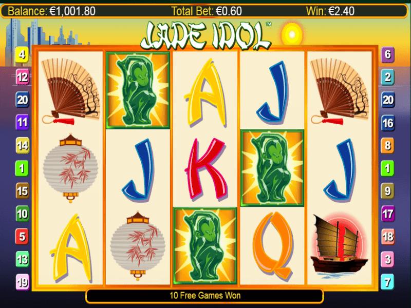 Jade Idol Online Slot
