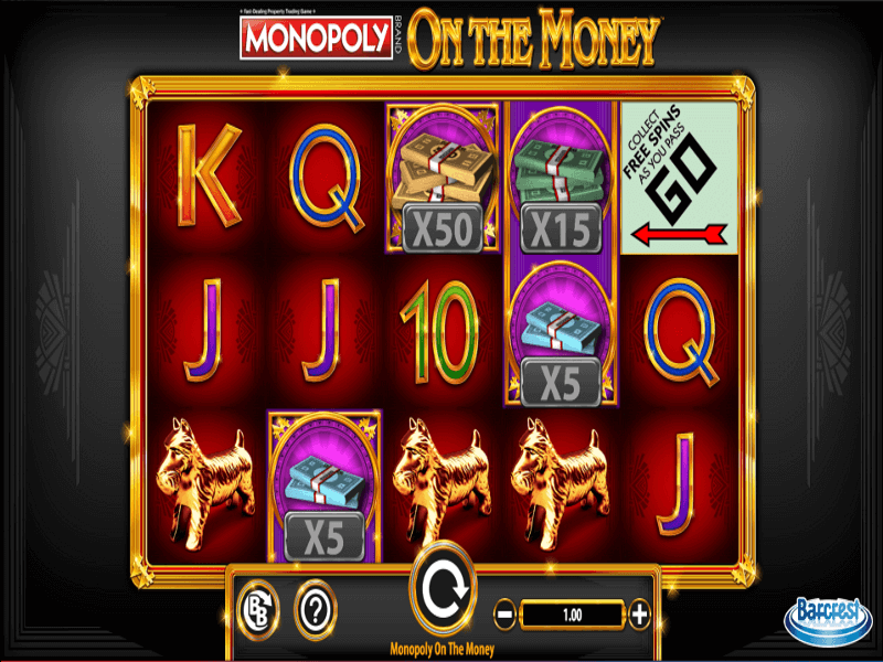 Monopoly on the Money Slots