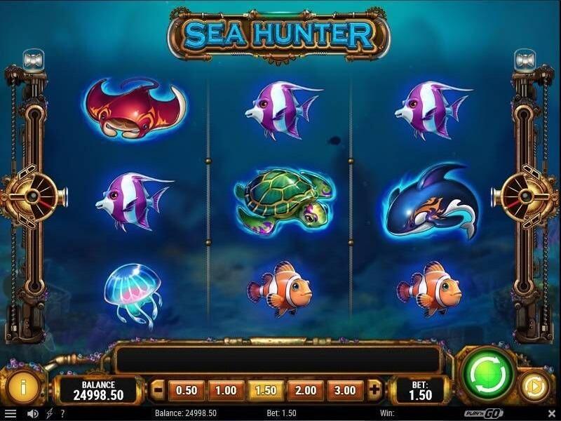Sea Hunter Online Slot
