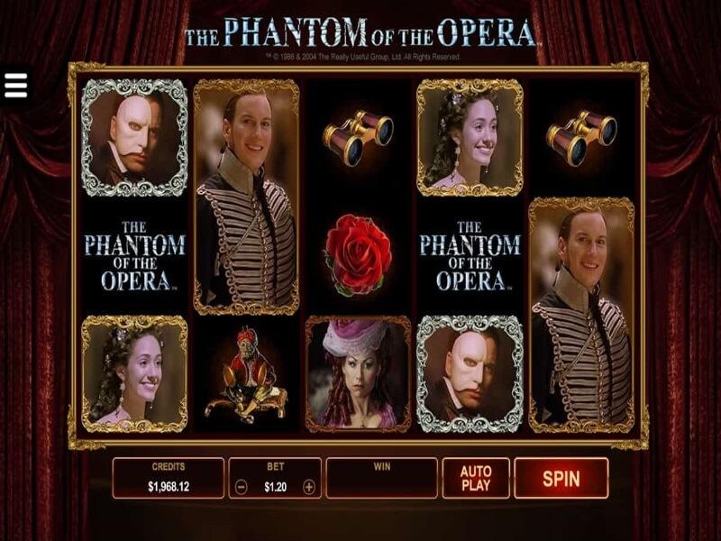 The Phantom of the Opera™ Slot