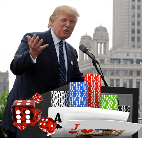 Trump vs Taj Mahal