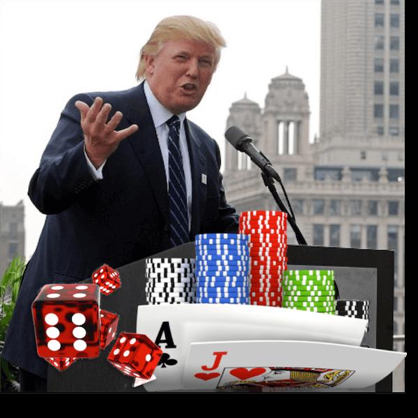 Trump vs Taj Mahal
