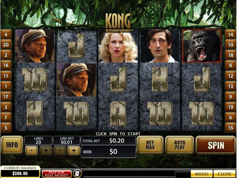 Kong Slots