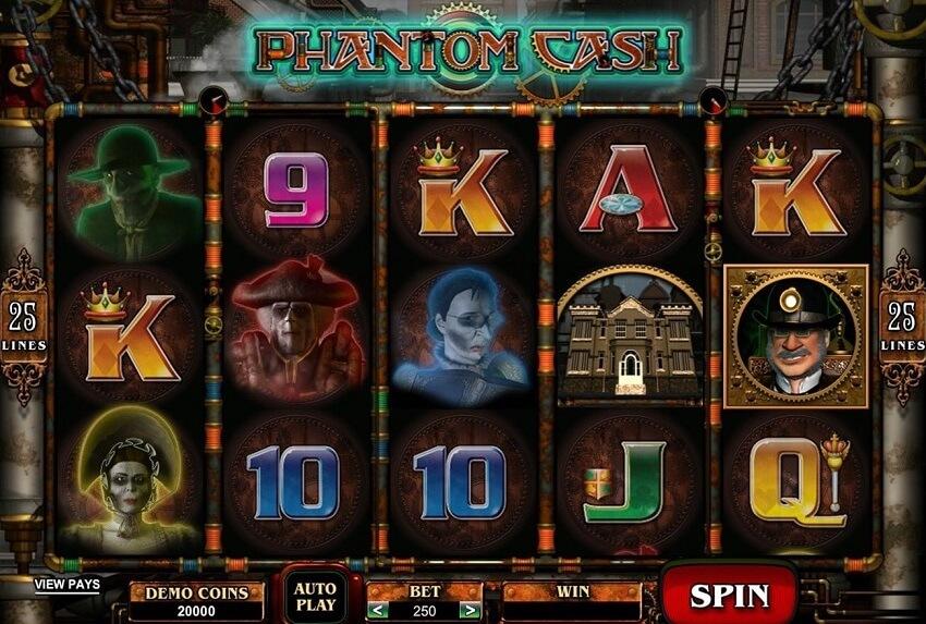 Phantom Cash Slots