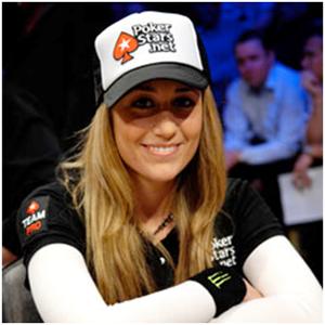 Poker's Lady Maverick - Vanessa Rousso