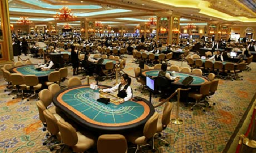 The World's Top Three Largest Casinos