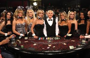 Microgaming's Playboy Live Dealer