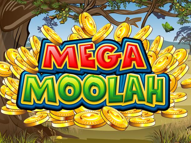Big jackpot on Mega Moolah Slot
