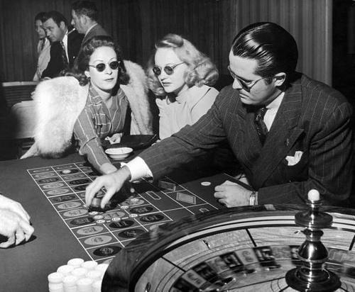 Gambling Not only for Males