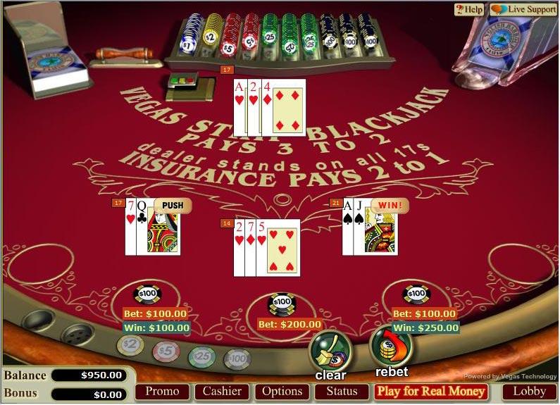 How often gamblers win at online casino