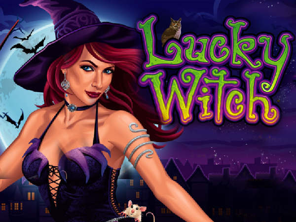 Lucky Witch Progressive Jackpot
