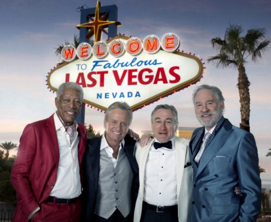 New Casino Flick 'Last Vegas' Is Delightful But Dull
