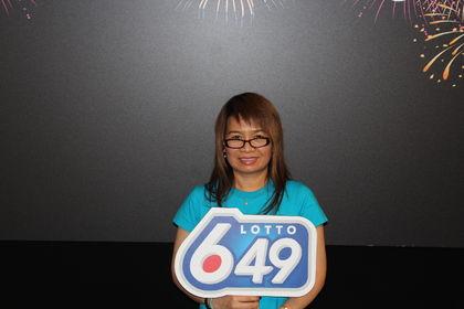 Mrs Bui Phan - Lottery Winner