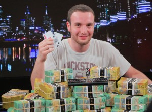 Canadian player wins poker tournament