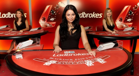 Ladbrokes Online Casino Launches New Live Dealer Games and Promos